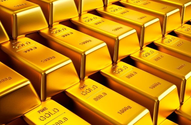 Gold In Banks