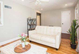 Under Budget Home Renovation