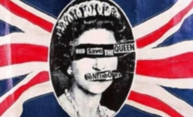 The Sex Pistols God Save The Queen
