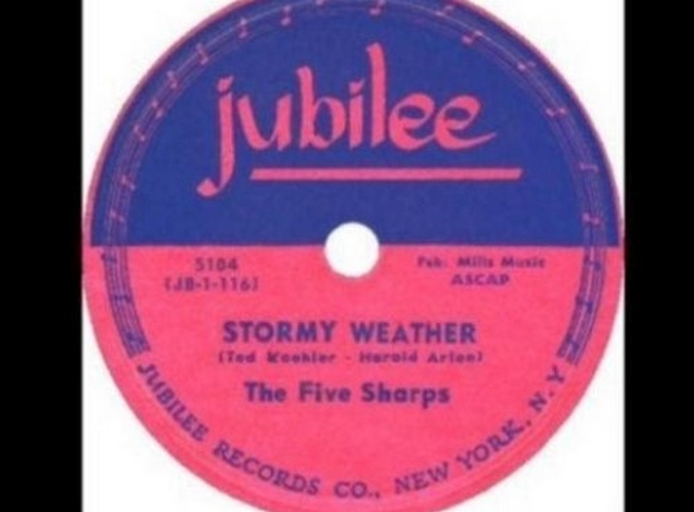 The Five Sharps Stormy Weather