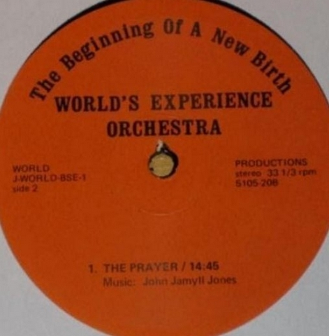 Worlds Experience Orchestra