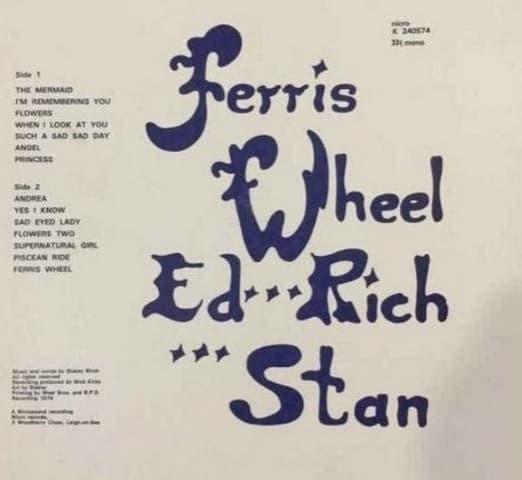 Ferris Wheel Supernatural Girl