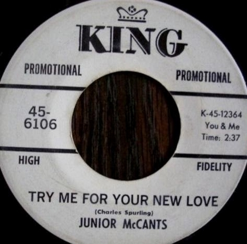 Junior McCants