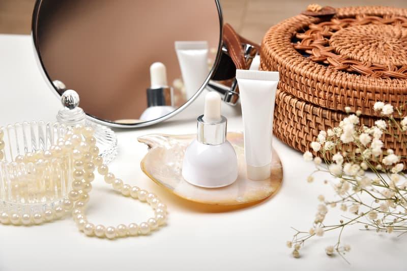 A Skincare Set